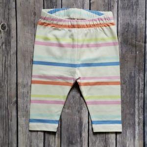 babyGAP Baby Girls Print Capri Leggings